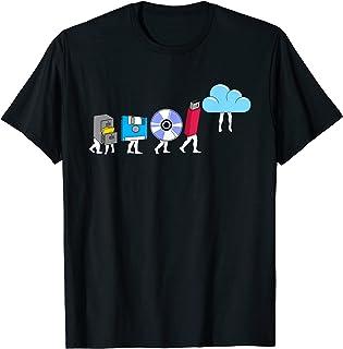 Programmateur de stockage de données amusant - Cadeau informatique geek homme femme T-Shirt