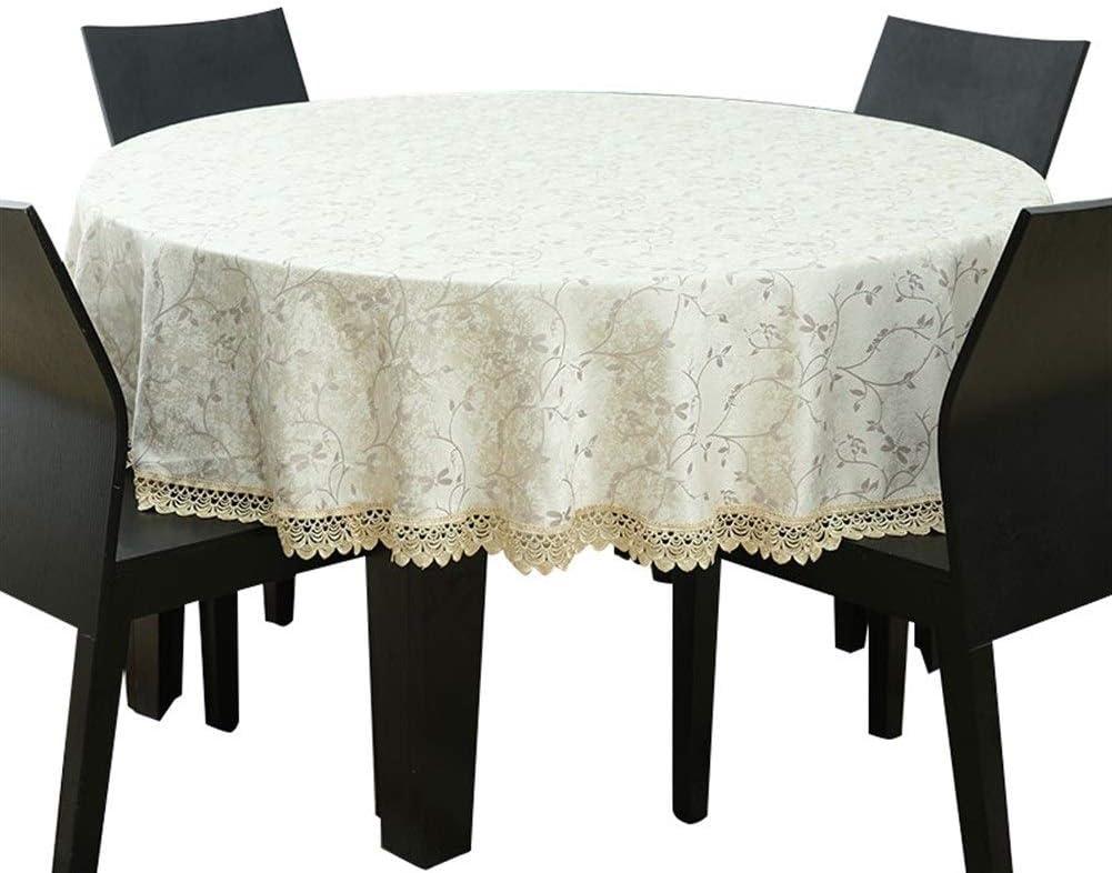 Dallas Mall JYMBK Cotton Tablecloth European Waterpro Fashion Cloth Style