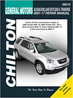 Best 2012 gmc acadia service manual Reviews