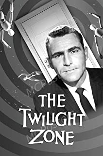 MCPosters - The Twilight Zone TV Show Series Poster Glossy Finish - TVS796 (24