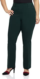 Rekucci Curvy Woman Ease in to Comfort Fit Barely Bootcut...