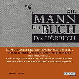 Ein Mann - Ein Buch Titelbild