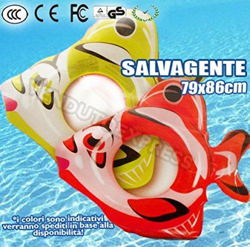 Lifesaver Fisch Kinder aufblasbare Sea Schwimmbecken Sommer Strände 606 981