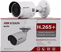 Hikvision 3MP IP Camera DS-2CD2035FWD-I 4mm Ultra-Low Light Network Bullet Camera POE Night Version IP67 H.265 English Version