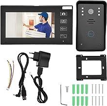 𝐍𝐞𝒘 𝐘𝐞𝐚𝐫𝐬 𝐆𝐢𝐟𝐭𝐬WiFi Video Doorbell Camera, 7inches TFT 2.4G Wireless Visual Doorbell Intercom Video Door Phon...