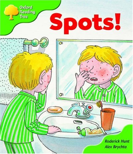 Oxford Reading Tree: Stage 2: More Storybooks A: Spots!の詳細を見る