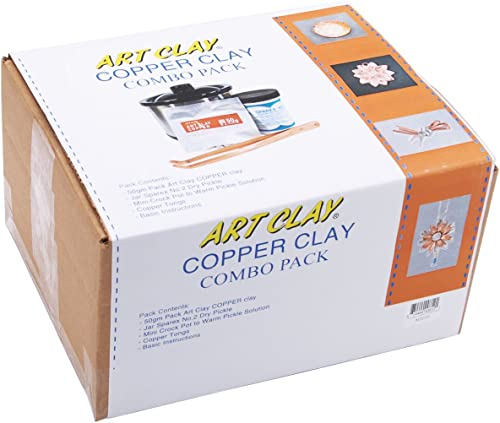 Art Clay Copper Clay Combo Pack ACC-01