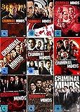 Criminal Minds Staffeln 1-9 (51 DVDs)