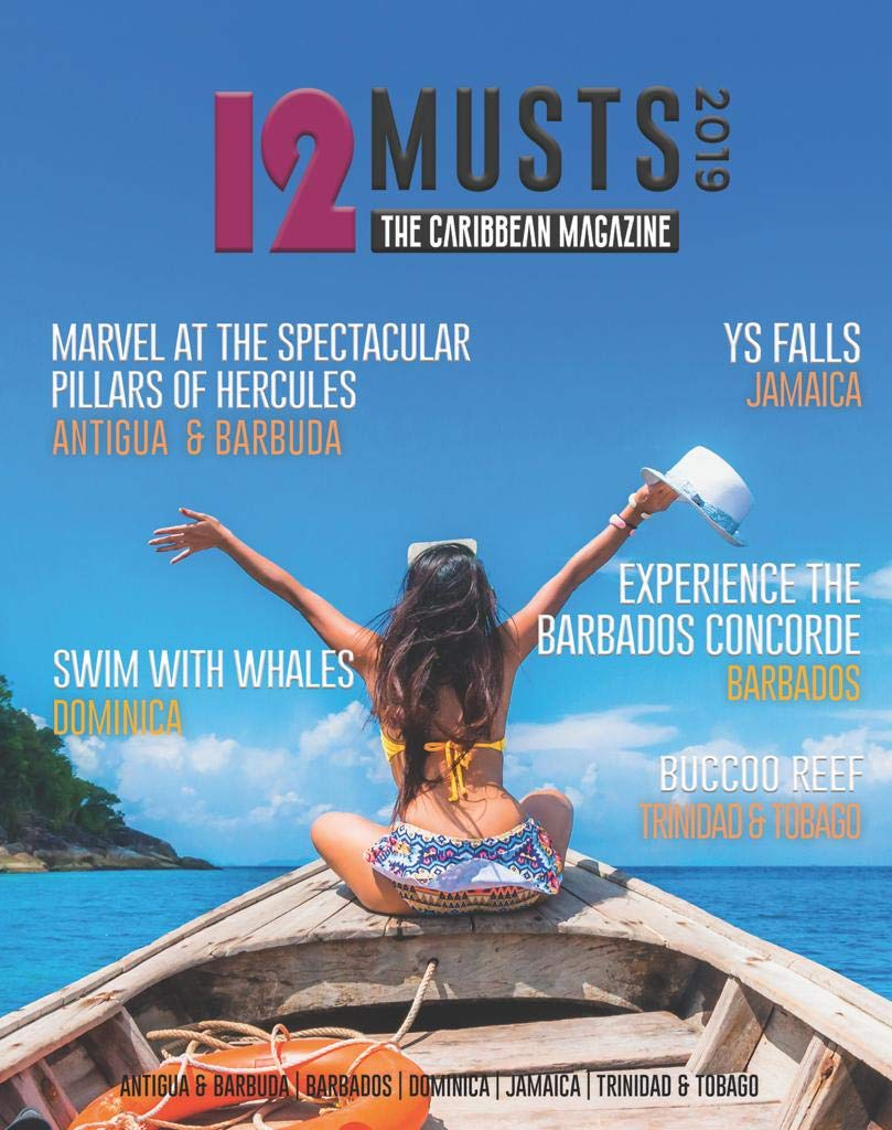 Image Of12MUSTS 2019: The Caribbean Magazine