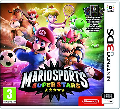 Mario Sports Superstars + Amiibo Card - Limited Edition [Nintendo 3DS]