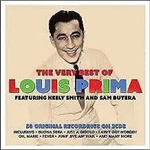Best louis prima cd Reviews