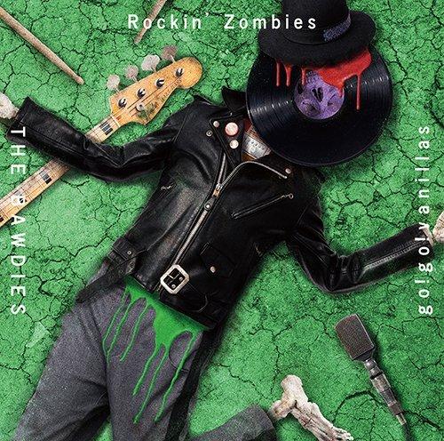 [画像:Rockin' Zombies (通常盤)]