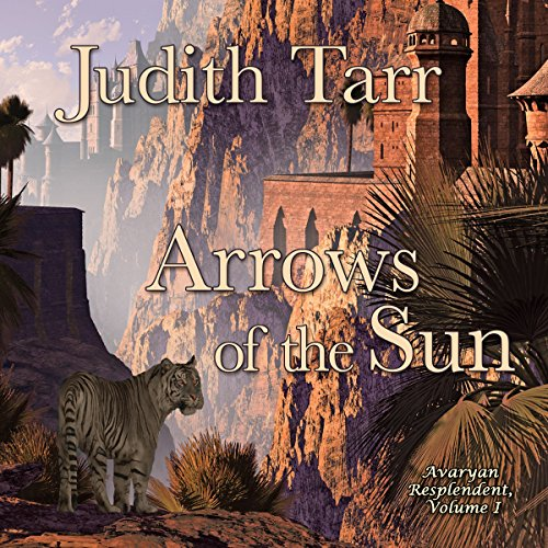 Arrows of the Sun audiobook cover art