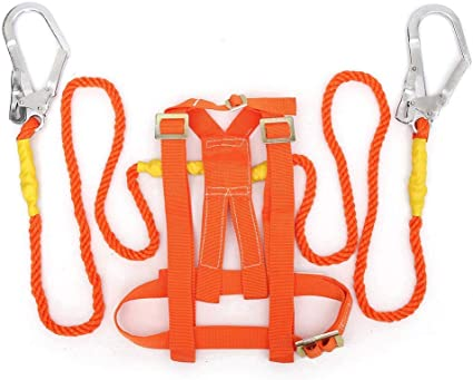 MICEROSHE Cinturón Protector Escalada al Aire Libre Subida de ...