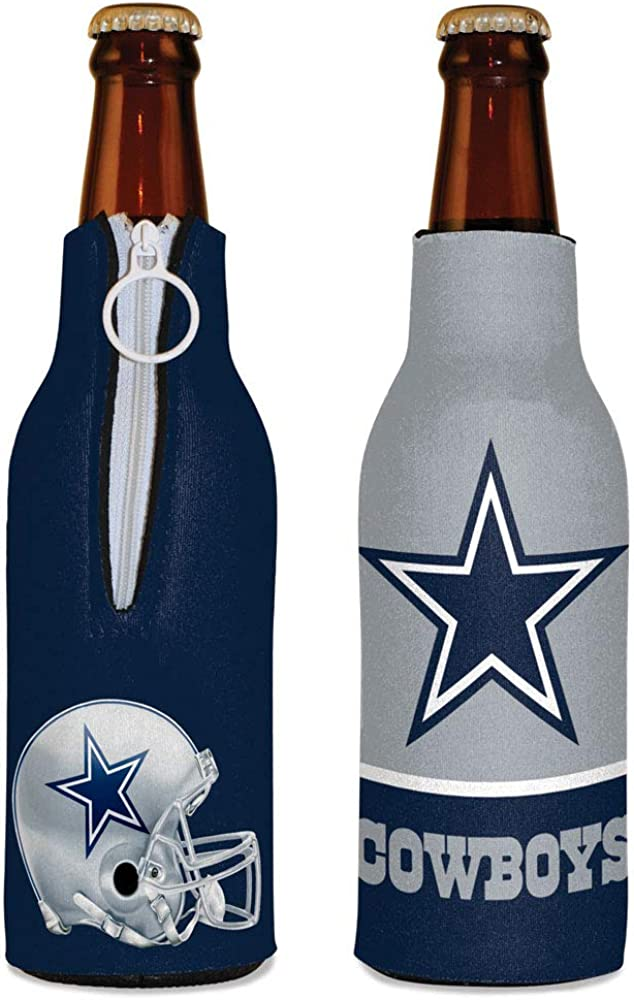 WinCraft NFL Dallas Cowboys Time sale Bottle Cooler Max 42% OFF Size One Colors Team