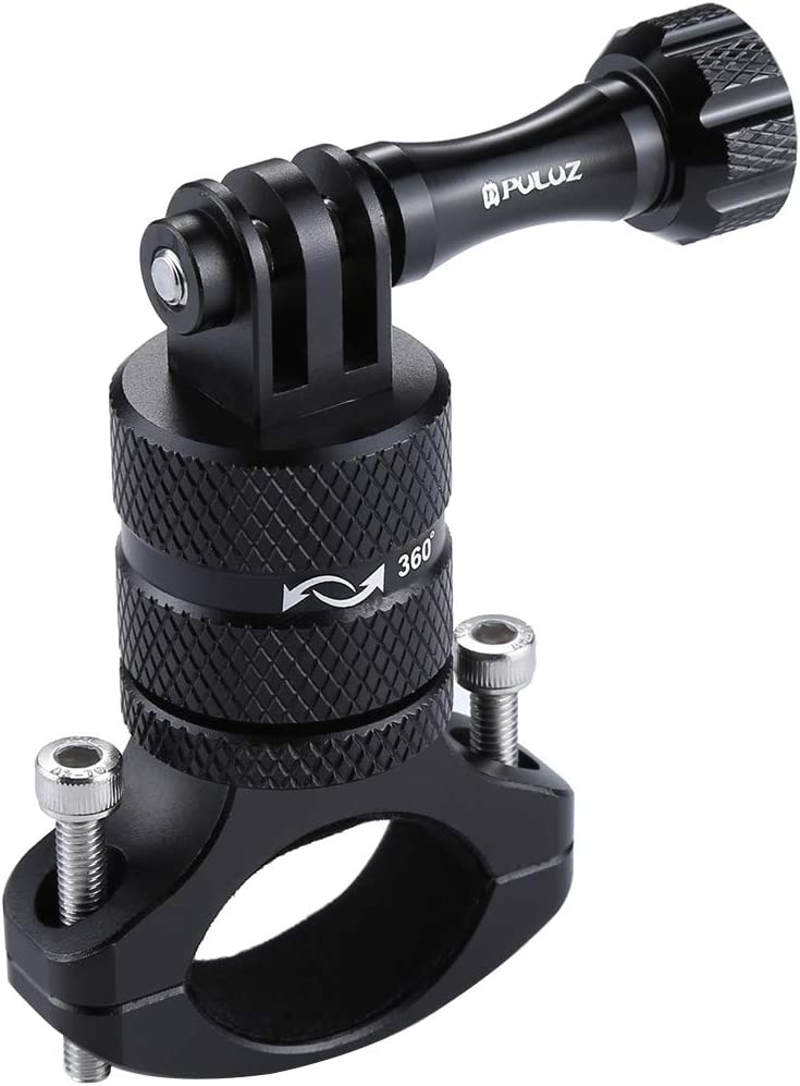 Special price for a Free shipping limited time PULUZ Bike Handlebar Mount Clip Gopro Motorcycle