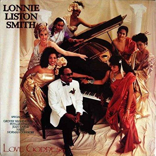 Lonnie Liston Smith - Love Goddess - Startrak Records - STA 4021