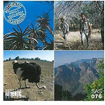 Authentic Africa, Vol. 3: South Africa