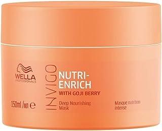 Wella Invigo Nutri-Enrich Deep Nourishing Hair Mask, 0.16501 kg