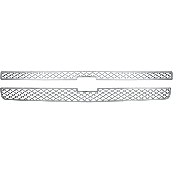 Bully  GI-47 Triple Chrome Plated ABS Snap-in Imposter Grille Overlay 6 Piece