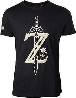 Zelda Breath of the Wild - T-shirt con spada