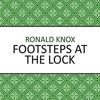 Footsteps at the Lock cover art