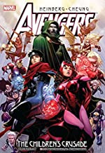 the young avengers comic