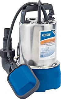 draper submersible dirty water pump