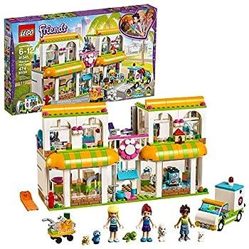 LEGO Friends Heartlake City Pet Center 41345 Building Kit  474 Pieces