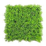 SODIAL Planta de hierba verde acuatica agua falsa artificial Cesped Paisaje...