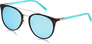 GUESS womens Gu3021 Wayfarer Sunglasses
