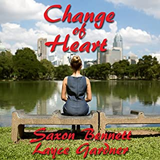 Change of Heart     The True Heart Series              Written by:                                                                                                                                 Layce Gardner,                                                                                        Saxon Bennett                               Narrated by:                                                                                                                                 Layce Gardner                      Length: 8 hrs and 6 mins     Not rated yet     Overall 0.0