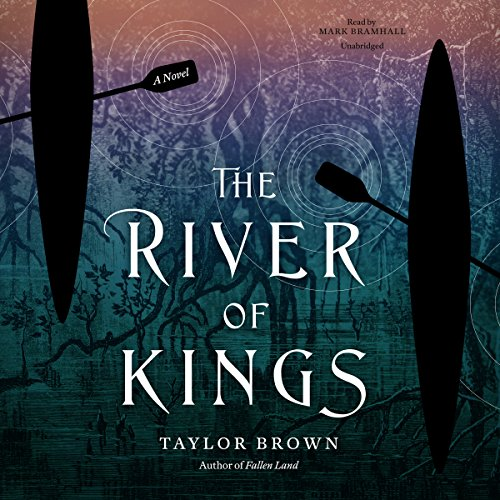 The River of Kings audiobook cover art
