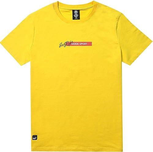 GZZ Sports d'été Hommes Manches Courtes, T-Shirt, VêteHommests d'entraîneHommest