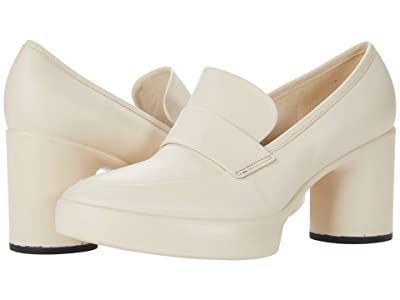 ECCO Shape Sculptured Motion 55 Loafer Pump (Limestone) Women
