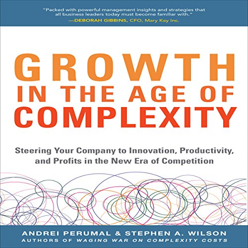 Growth in the Age of Complexity audiobook cover art