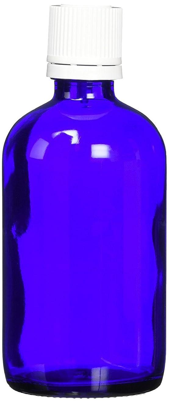 ease 遮光ビン ブルー 100ml (国内メーカー)