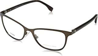 FENDI 0011 Eyeglasses-07SR Matte Brown/Havana-53mm