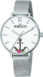 MORELLATO Women's Quartz Watch analog Display and Stainless Steel Strap, R0153141537