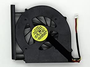 iiFix New Replacement CPU Cooling Fan For HP G61-423EO G61-425EL G61-425ES G61-428CA G61-429SA G61-429WM G61-430EF G61-430EG G61-430EL G61-430SB G61-430SF