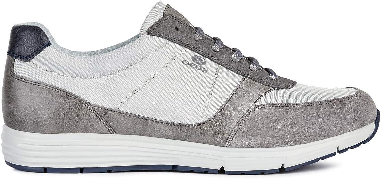 Geox Men's shoes Sneakers U Dynamic A in bluee Fabric U9276A-011AU-C4002