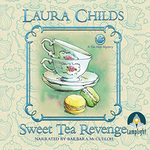 Sweet Tea Revenge cover art