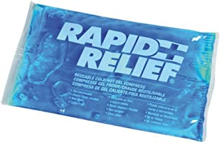 Rapid Relief compresa reutilizable, bolsa frío calor 15x26