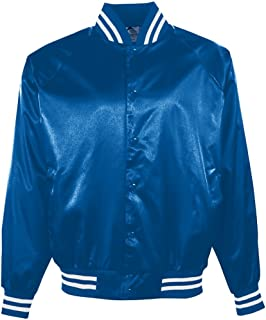 satin team jackets