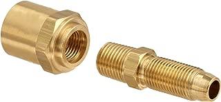 Dixon BN32RU68 Brass Reusable Fitting, Adapter, 1/4