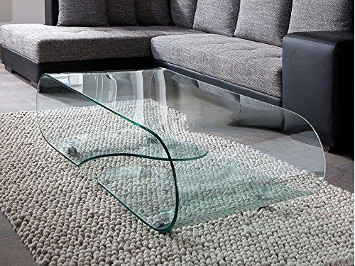 Concept Glas (86) -  Glastisch Couchtisch