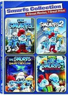 Smurfs 2, the / Smurfs, the 2011 Vol / Smurfs, The: The Legend of Smurfy Hollow / Smurfs Christmas Carol - Set
