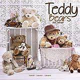 Teddy Bear Calendar - Calendars 2020 - 2021 Wall Calendars - Doll Calendars - Teddy Bears 16 Month Wall Calendar by Avonside