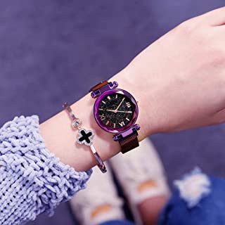 Atmosphere Star Watch Female Student Table Simple Fashion Trend Casual