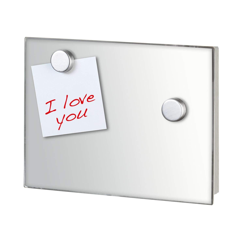 iDiffusion - Caja magnética para Llaves (20 x 15 cm), Transparente ...